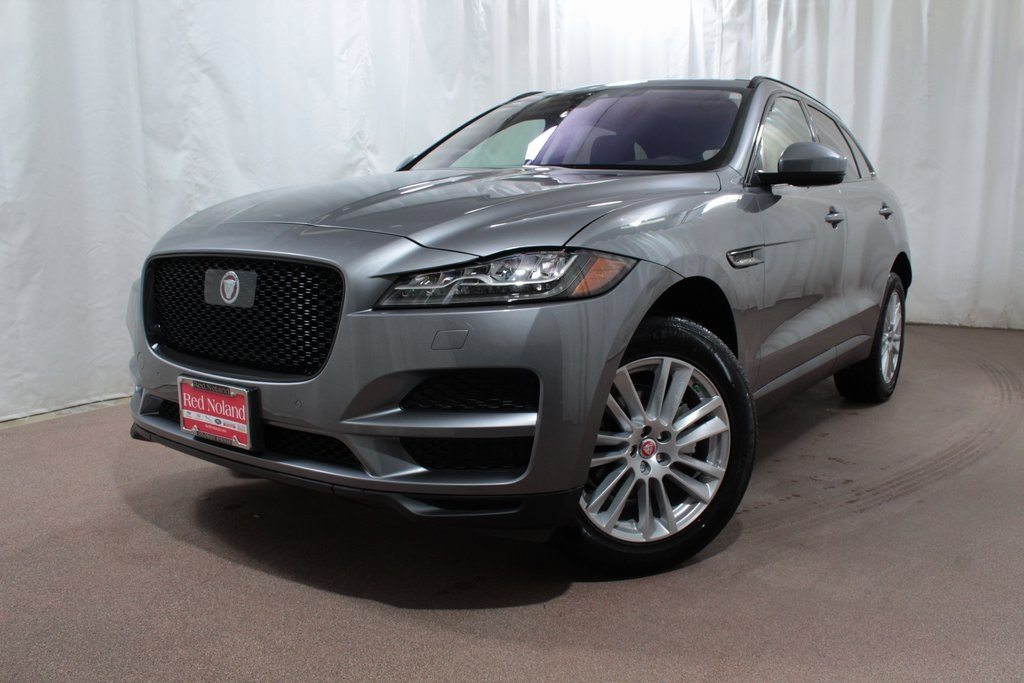 New 2020 Jaguar F-PACE 25t Prestige With Navigation & AWD