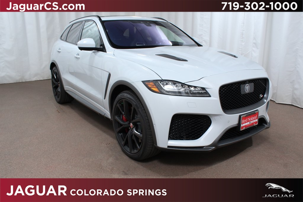 2019 Jaguar F-Pace SVR: News, Design, Engine, Price >> New 2019 Jaguar F Pace Svr Awd