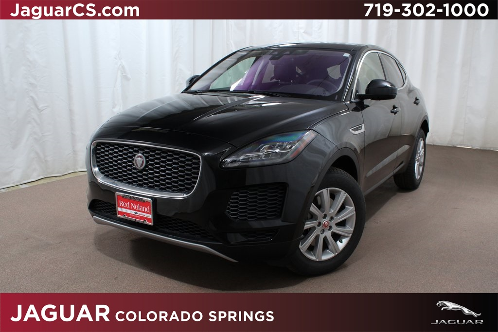 New 2018 Jaguar E-PACE S