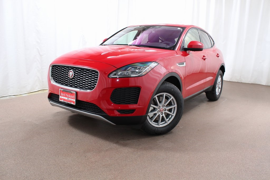 Certified Pre-Owned 2019 Jaguar E-PACE