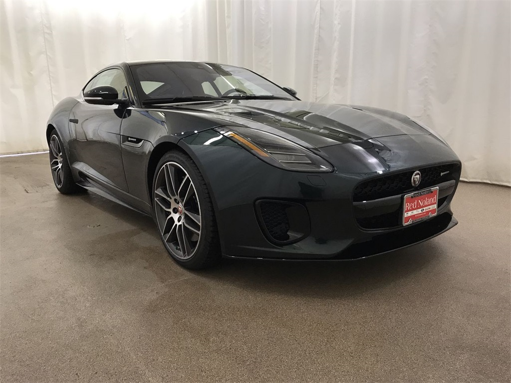 New 2020 Jaguar F-TYPE With Navigation & AWD