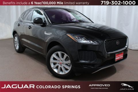 certified pre owned 2018 jaguar f pace 30t premium 4d sport utility in colorado springs. Black Bedroom Furniture Sets. Home Design Ideas