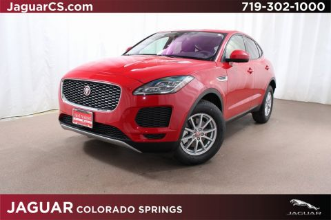 New 2019 Jaguar E-PACE Base