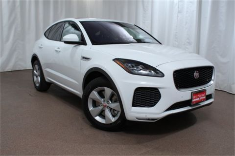 New 2018 Jaguar E-PACE R-Dynamic