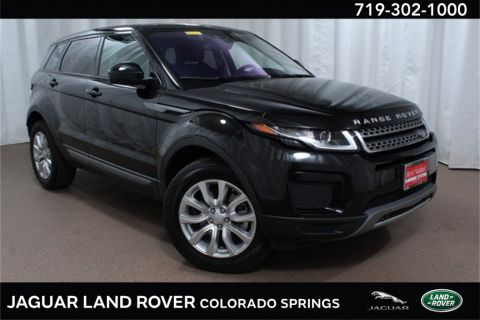 Certified Pre-Owned 2018 Land Rover Range Rover Evoque SE